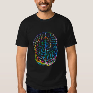 Tie Dye Mind T Shirt