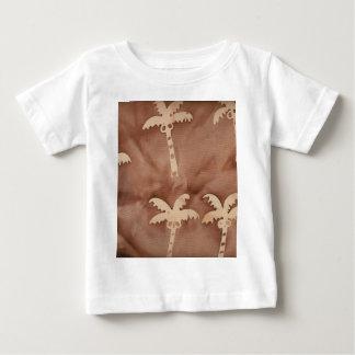 Tie Dye Palm Trees Tee Shirt