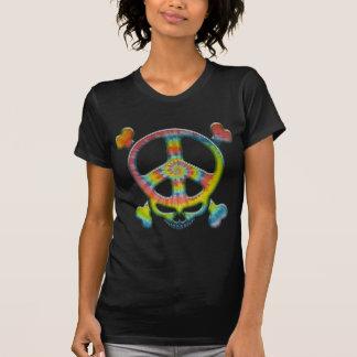 Tie-Dye Peace Pirate Shirt