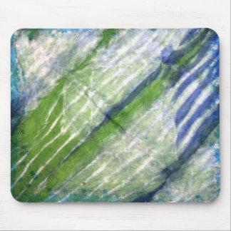 Tie Dye Seaweed Mousepad