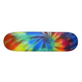 Tie Dye Skateboard Deck