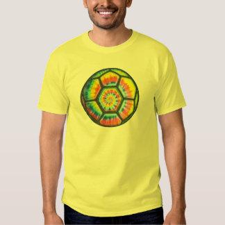 Tie-Dye Soccer Ball Tshirts