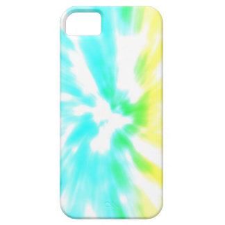 Tie dye watercolor pastels hipster ikat pattern case for the iPhone 5