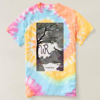 Tie Dye Wizard Rocks T-Shirt