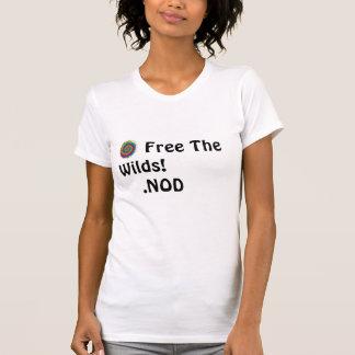 tiedye1,       Free The Wilds!    .NOD Tshirt