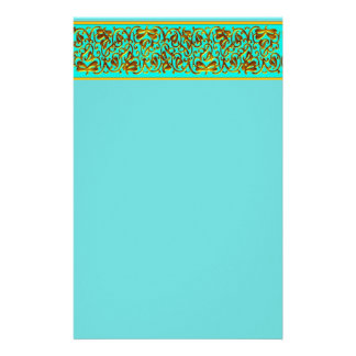 Tiffany Blue 2 Stationary Stationery