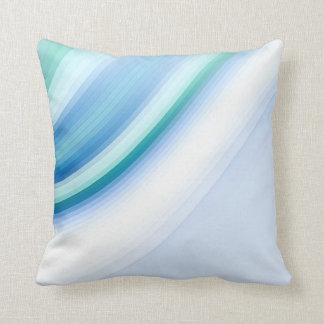 Tiffany blue decorative cushion
