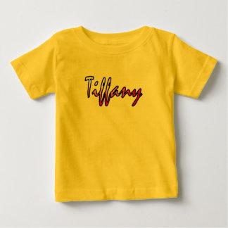 Tiffany yellow short sleeve t-shirt