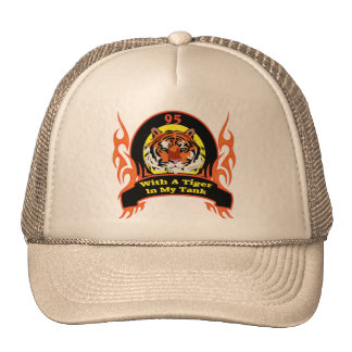 Tiger 95th Birthday Gifts Cap