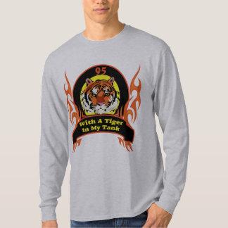 Tiger 95th Birthday Gifts T Shirts