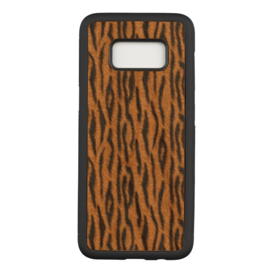Tiger Carved Samsung Galaxy S8 Case