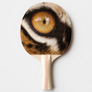 Tiger Eye - Ping Pong Paddle
