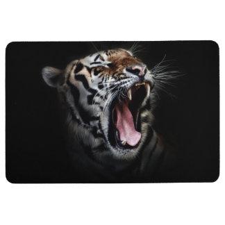 Tiger Face Floor Mat