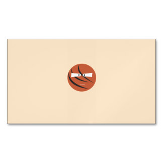 Tiger Face Magnetic Business Cards