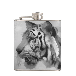 Tiger - Ghostly 2 Hip Flask