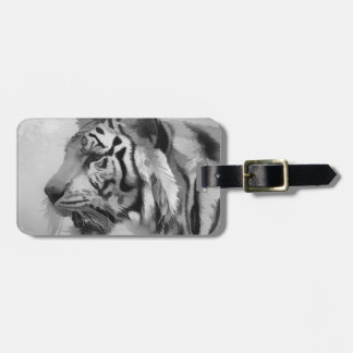 Tiger - Ghostly 2 Luggage Tag
