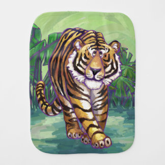 Tiger Gifts & Accessories Burp Cloths