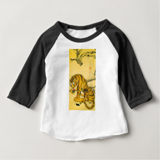 Tiger in the Snow Baby T-Shirt