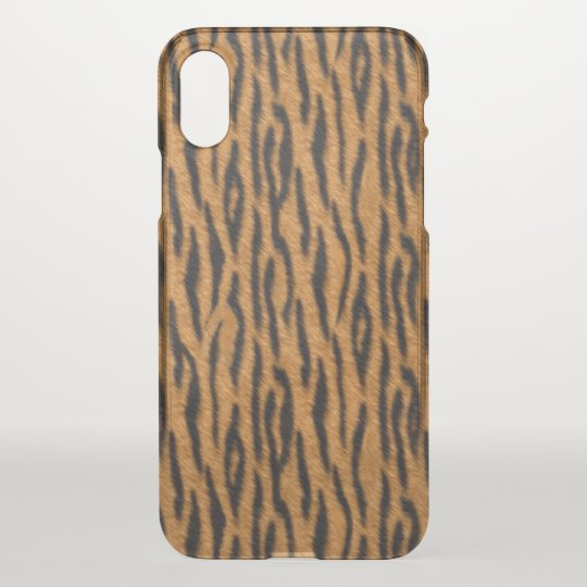 Tiger iPhone X Case