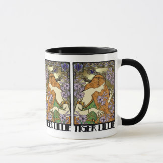 Tiger Lillie Mug