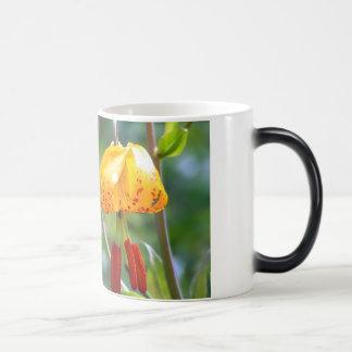 Tiger Lillies Magic Mug