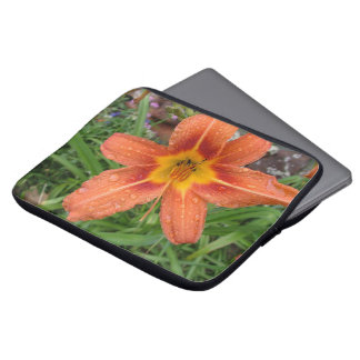 Tiger Lilly Tablet Holder Laptop Sleeve
