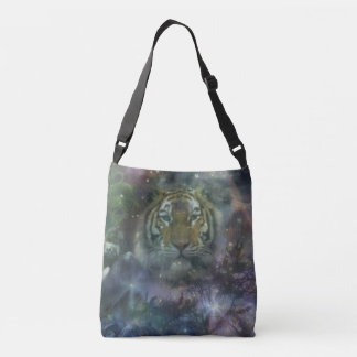 Tiger - Not Just Another Kitty Cat Crossbody Bag