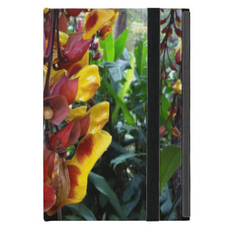 Tiger Orchids, iPad Mini Case with No Kickstand