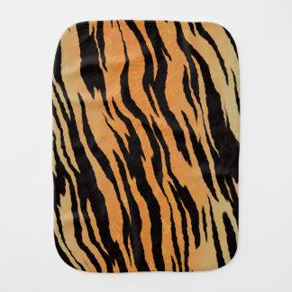 Tiger Print Burp Cloth