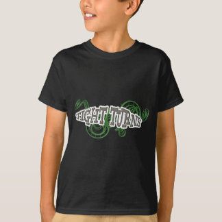 Tight Turns Coasters Green.png T-Shirt
