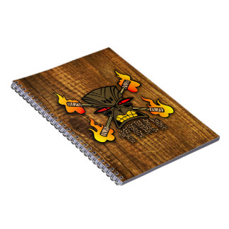 Tiki Kustom Notebook