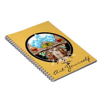 Tiki Village Notebook