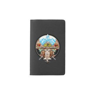 Tiki Village Pocket Moleskine Notebook