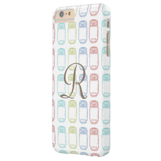 Tile Mason Jars in 4 colors Barely There iPhone 6 Plus Case
