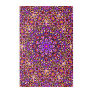 "Tile Style Pattern Acrylic Wall Art, 24"" x 36"" Acrylic Wall Art"