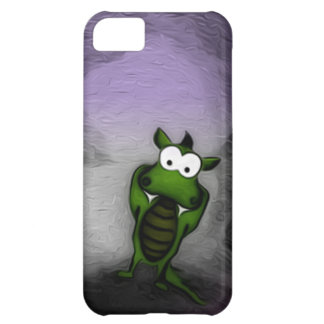 Tilted Dragon iPhone 5C Case
