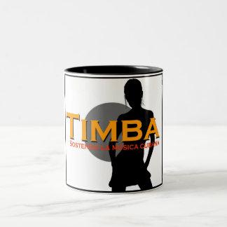 Timba Two-Tone Coffee Mug
