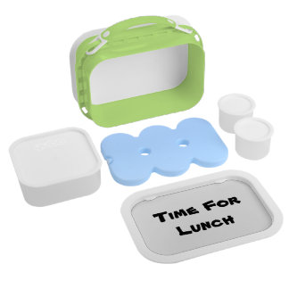 Time For Lunch Lunchbox