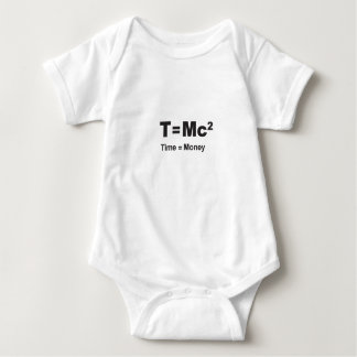 Time = Money - Baby Clothes T Shirt
