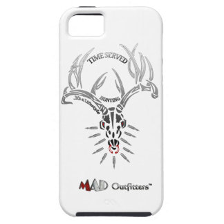 Time Served Hunting Phonecase iPhone 5 Cover