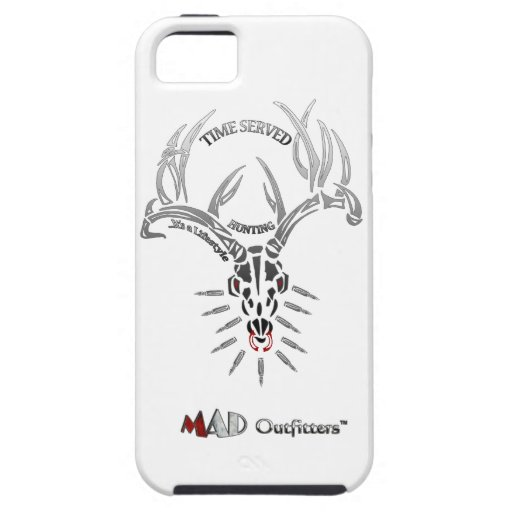 Time Served Hunting Phonecase iPhone 5/5S Case