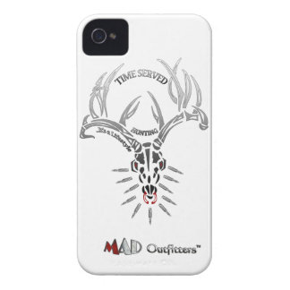 Time Served Hunting Skull Phonecase iPhone 4 Cases