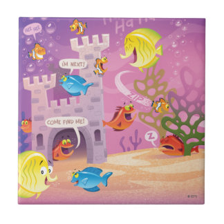 Time To Count-Under the Sea Tile