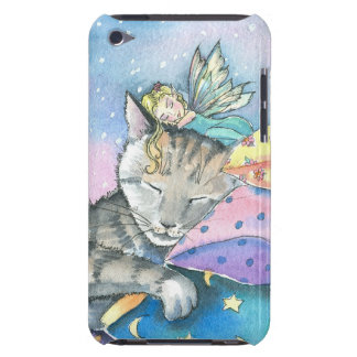 Timmy's Fairy Cat iPod Touch Barely There Case iPod Touch Case-Mate Case