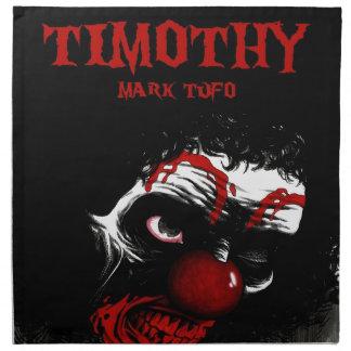 Timothy By Mark Tufo Napkin