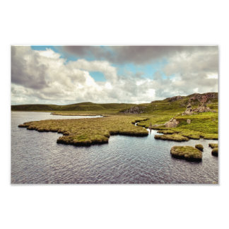 Timsgarry Outer Hebrides Art Photo