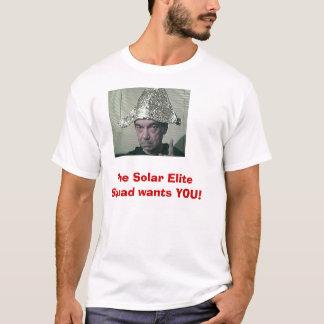 Tin foil, ON! T-Shirt