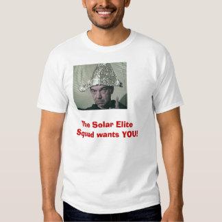 Tin foil, ON! T Shirts