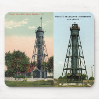 Tinicum Rear Range Lighthouse, New Jersey Mouse Pad