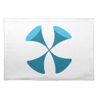 "Tinothy Magellan ""ISC Logo"" Placemat"